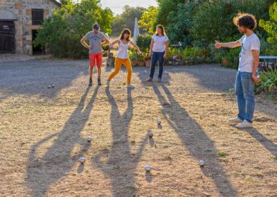 Activiteiten jeu de boules