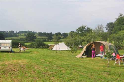 kleinschalige camping