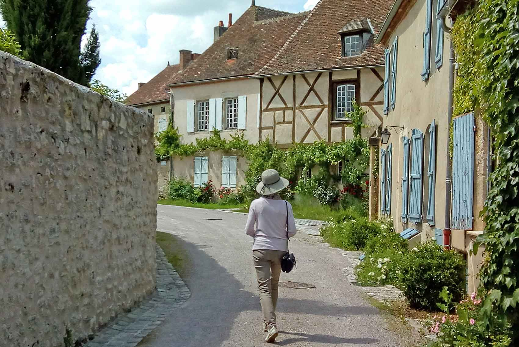 Omgeving Verneuil en Bourbonnais
