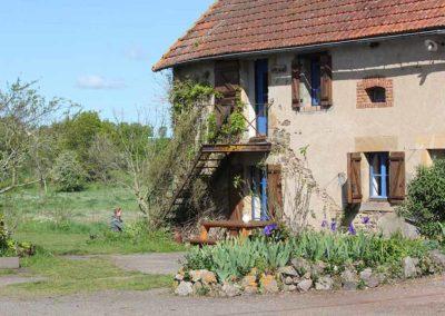 vakantiehuizen - gites- bellevue, camping Brénazet, Allier, Auvergne